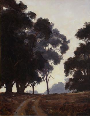Twilight - Carpinteria Bluffs