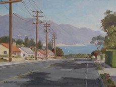 Cliff Drive - Santa Barbara