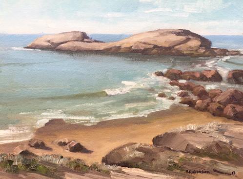 Beachside Forney Cove