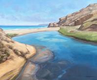 Hidden Beach - SB Channel Islands