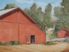 Red Barn - Chamberlin Ranch