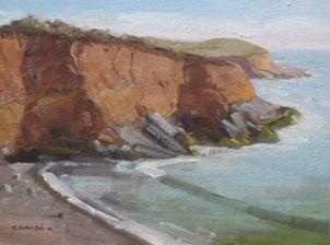 San Simeon Cliffs