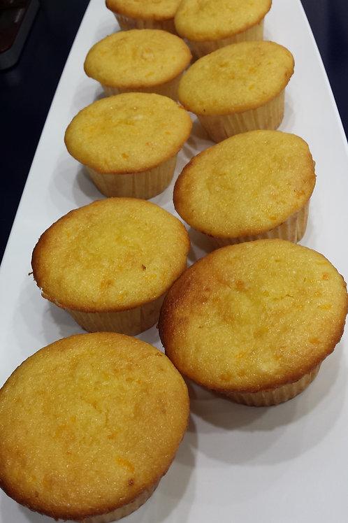 Orange Clementine Muffins