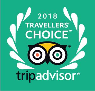 Brise Marine a gagné un prix Travellers' Choice 2018