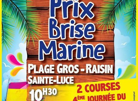 BB Yoles - Prix Hôtel Brise Marine !!!