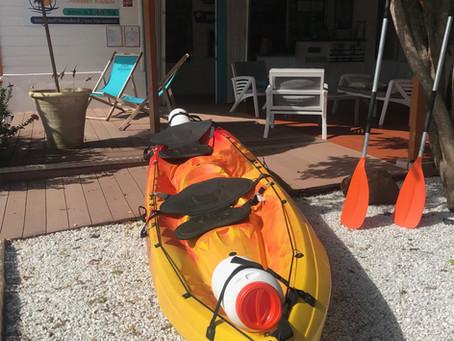 Nouveau à Brise Marine : Location de Kayaks