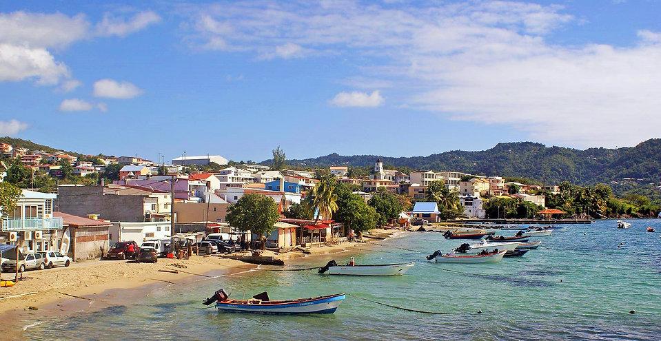 Bourg de Sainte-Luce - Martinique