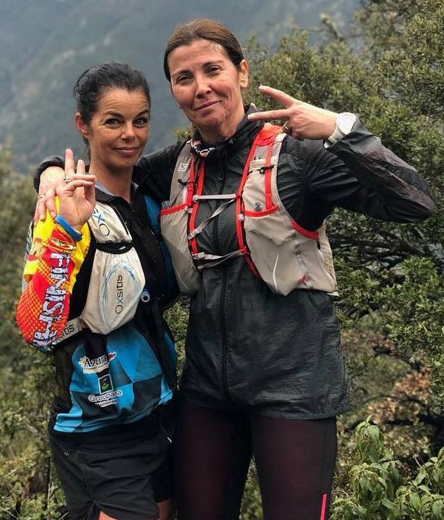 Laeticia et Sandrine