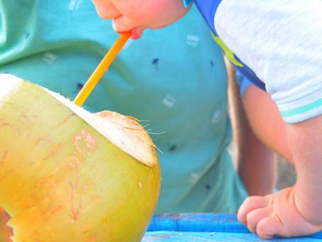 Dlo coco - Eau de coco