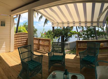 Nouvelles terrasses !!!!