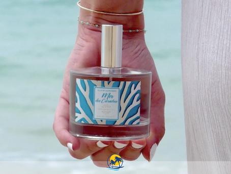 Le stand Parfums de îles | Week-end de Pâques
