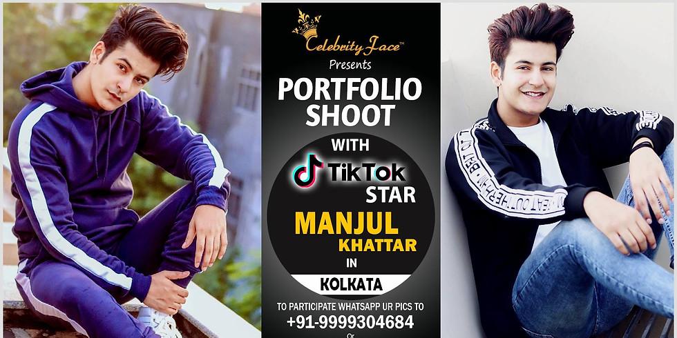 Celebrity Face Couple Fashion PhotoShoot & TikTok Videos with Munjul Khattar