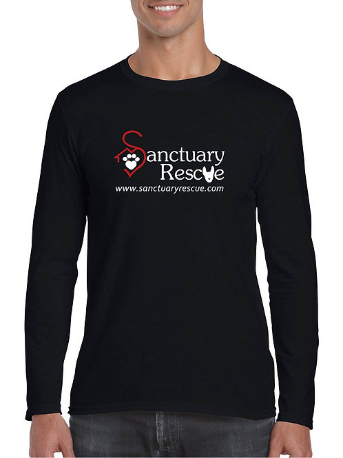Adult Sanctuary Rescue Long-Sleeve Tee