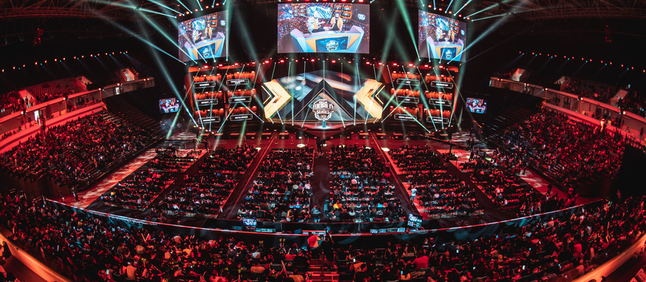 Singapore Leads Esports to Success in Southeast Asia