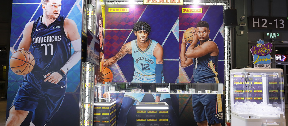 Panini Leads China's Trading Card Revolution