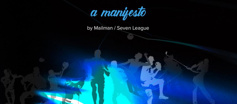 3rd Age of Sport - a manifesto