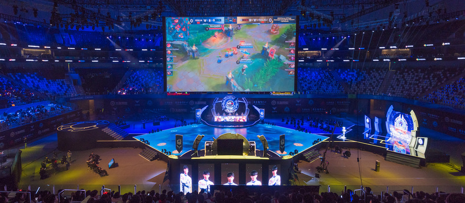 THE EIGHT CITIES POWERING CHINA'S ESPORTS INDUSTRY