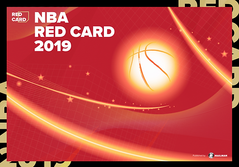 NBA RED CARD 2019