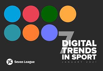 Seven League Digital trends Front Cover