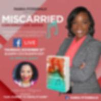 Tanika F Miscarried Joy Live Coversation