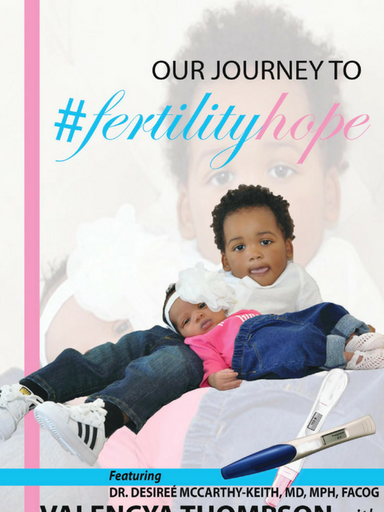 Our Journey To #fertilityhope