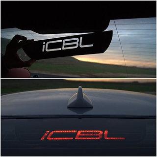 Custom Brake Light Cover