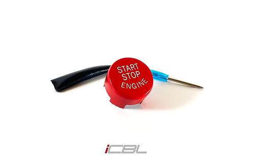 BMW Start Stop Engine Button Cover