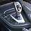 Thumbnail: Carbon Fiber Gear Shift Control Panel Trim Cover