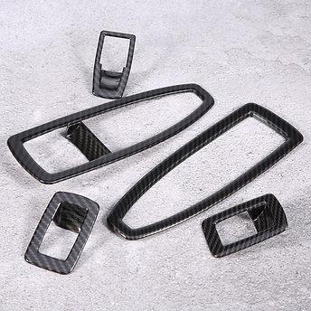 Carbon Fiber Glass Lift Switch Box Cover