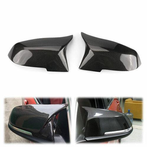 Carbon Fiber Side Mirror Cap Set