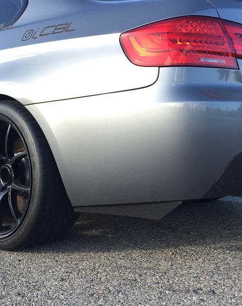 Rear Bumper Splitters Style #1