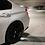 Thumbnail: Carbon Fiber Rear Bumper Splitters Horizontal Style