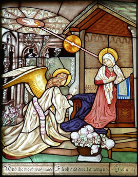 Annunciation Window