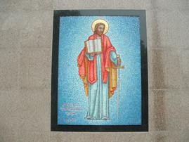 St Paul mosaic