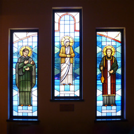 St Vincent - St Theresa - St Stephen - R