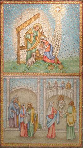 Nativity - Presentation at the Temple mo