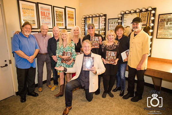Songwriters from Book at the Hall of Fam