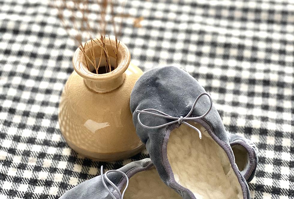 Zapatillas Borrego grises