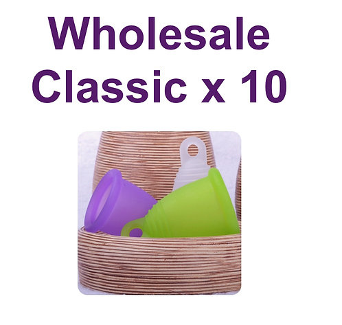 Wholesale Classic x 10 Cups