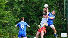 Women's footballers get a second chance, and men's footballers defeat Seán Óg
