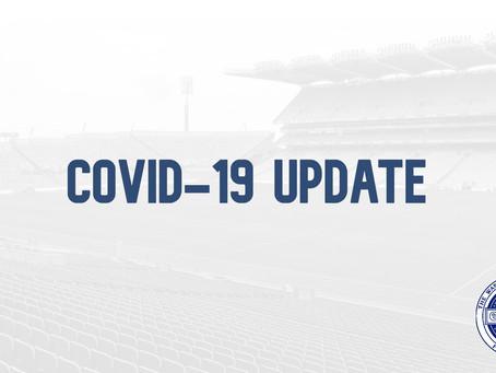 COVID-19 Update: Events Postponed until April