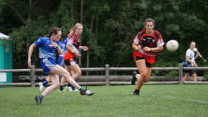 Hard luck for women's football and hurlers on day one of USGAA Finals