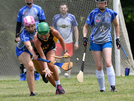 Hurlers and camógs take on Baltimore in a Mid-Atlantic classic