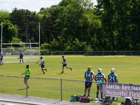 Men's hurling opens the 2021 season with two wins