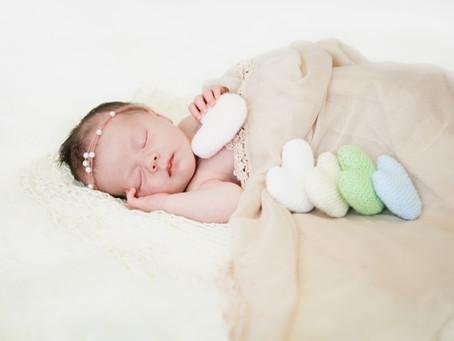 Cosy, Comfy Newborn Shoot