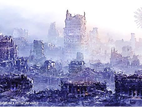 COVID-19 : a coronavirus shining on a dystopian world