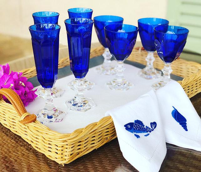 Wine Glasses & Flutes
