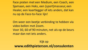 Yes!!! De Face-to-Face lijn!!