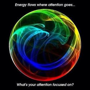 Wat doet energie met jou en met je lichaam!