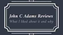 John C Adams Reviews 'Behind Her Eyes'